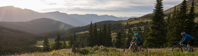 Black mountain pass