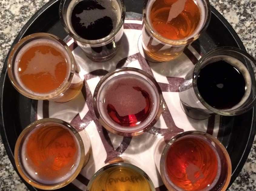 Broken Compass Brewery