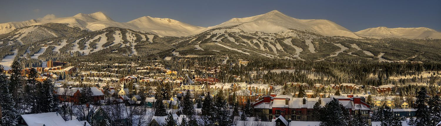 Winter in Breckenridge