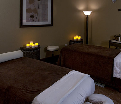 Massage Tables at Soothe