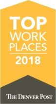 Denver Post Top Workplace 2018